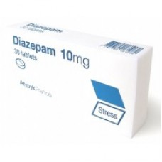 50 comp. Diazepam 10mg  (Marque PPM)