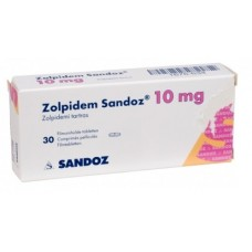 100 comp. Zolpidem 10mg  (Stilnox generique)