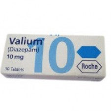 50 comp. Valium 10mg - original Roche